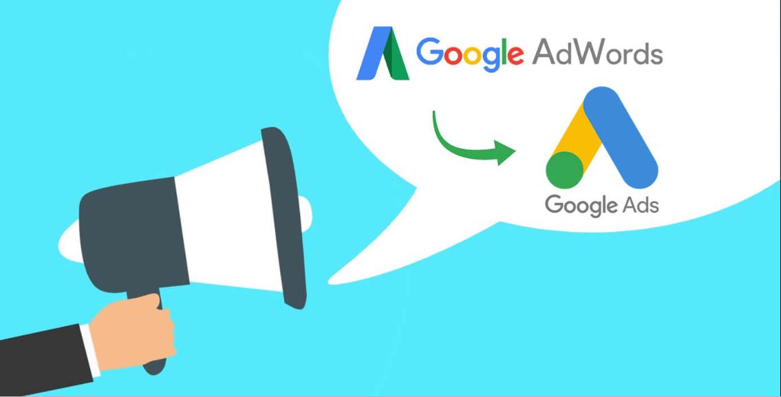 Google AdWords oglašavanje postaje Google Ads